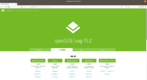 Install openSUSE on Digital Ocean - dominickm com
